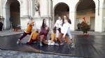 VENARIA - La danza contemporanea chiude le festività natalizie in città - immagine 8