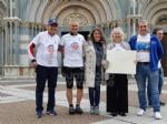 VENARIA - Comune, Pro Loco e FreeBike insieme alla «Giornata mondiale dei Giovani per la Pace» - immagine 9