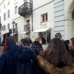 VENARIA - Lezione di città per gli studenti della Don Milani grazie a «Divieto di Noia» e «Avta» - immagine 9