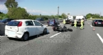 COLLEGNO-RIVOLI - Doppio incidente in tangenziale in pochi minuti: due feriti - immagine 16