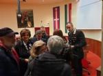 RIVOLI - Contro furti e truffe i carabinieri incontrano i cittadini - FOTO - immagine 9