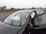 CAOS IN TANGENZIALE - Raffica di incidenti: due auto ribaltate e tre feriti - immagine 15