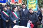 PIANEZZA-RIVOLI - La città di Torino da oggi ha un giardino dedicato a Vito Scafidi - LE FOTO - immagine 9