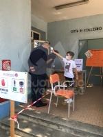COLLEGNO-GRUGLIASCO - I bambini dei centri estivi hanno ringraziato i medici dellAsl To3 - FOTO - immagine 9