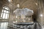 VENARIA - Nella Galleria Grande della Reggia approda la «Giostra di Nina» - FOTO - immagine 9