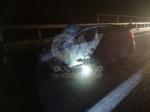 RIVOLI - Incidente in tangenziale: una macchina prende fuoco. Quattro persone rimaste ferite - immagine 9