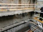 COLLEGNO - Partiti gli scavi per la stazione «Collegno Centro» della metropolitana - FOTO - immagine 9