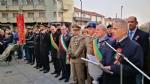 VENARIA - La cancellata del monumento ai Caduti di piazza Vittorio riconsegnata alla Città - LE FOTO - immagine 10