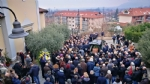 GIVOLETTO - Lultimo saluto allassessore Maurizio Braccialarghe - LE FOTO - immagine 10
