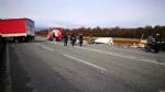 VENARIA - Terribile incidente sulla Direttissima: furgone sfonda il muro della Mandria, due feriti - immagine 1