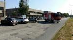 ROBASSOMERO - Incendio alla Suzuki: provvidenziale intervento dei vigili del fuoco - FOTO e VIDEO - immagine 2