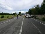 VENARIA REALE - Incidente mortale sulla Sp1 della Mandria: perde la vita una donna - FOTO e VIDEO - immagine 4