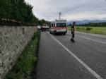 VENARIA REALE - Incidente mortale sulla Sp1 della Mandria: perde la vita una donna - FOTO e VIDEO - immagine 7