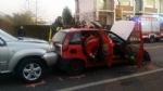 CASELLE - Ancora un incidente in strada Aeroporto: la protesta dei cittadini - immagine 1