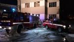 BORGARO - Incendio in una fabbrica abbandonata in via Armando Diaz - immagine 1