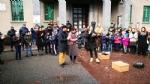 VENARIA - GIORNO DELLA MEMORIA: La deportazione degli ebrei per le vie della Città - immagine 11