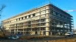 VENARIA REALE - Ispezione dellassessore regionale Saitta al cantiere del nuovo polo sanitario - immagine 1