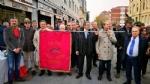 VENARIA - La cancellata del monumento ai Caduti di piazza Vittorio riconsegnata alla Città - LE FOTO - immagine 1