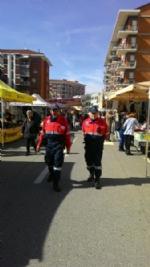 BORGARO - I volontari dellassociazione Carabinieri in congedo sono già in servizio - immagine 1