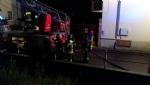 BALANGERO - Un furioso incendio devasta unabitazione - FOTO - immagine 9