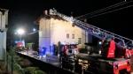 BALANGERO - Un furioso incendio devasta unabitazione - FOTO - immagine 1