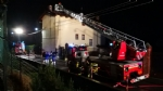 BALANGERO - Un furioso incendio devasta unabitazione - FOTO - immagine 5