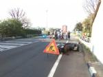 BORGARO - Incidente stradale: ferito dipendente aeroporto Caselle - immagine 1