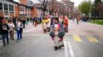 BORGARO - Successo per la «Primavera in Maschera»: le foto più belle del Carnevale Borgarese - immagine 1