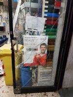 BORGARO - Ladri svaligiano la ferramenta: secondo colpo identico in meno di un mese - FOTO - immagine 3