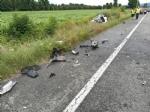 VENARIA REALE - Incidente mortale sulla Sp1 della Mandria: perde la vita una donna - FOTO e VIDEO - immagine 2