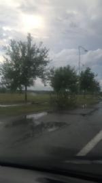 VENARIA-SAVONERA-DRUENTO-GIVOLETTO - Maltempo, strade allagate e decine di alberi caduti - immagine 2