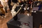 VENARIA - «Lady Diana. A fashion icon»: lomaggio degli studenti dello Ied nella Sala dei Paggi - immagine 2