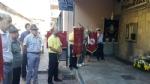 DRUENTO - Commemorazione Mana, Bussone: «ogni giorno dobbiamo combattere il terrorismo» - immagine 2