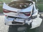 BORGARO-VENARIA - Tamponamento in tangenziale: quattro auto e un furgone. Due i feriti - immagine 2