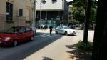 VENARIA - Ennesimo incidente stradale in corso Papa Giovanni: un ferito - immagine 5