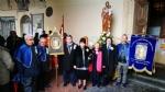 VENARIA - Festeggiato San Giuseppe sotto la pioggia: benedetta la nuova statua - LE FOTO - immagine 2