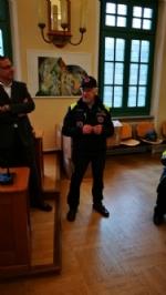 VENARIA - Consegnate le nuove divise alla Protezione Civile - immagine 2