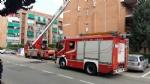 BORGARO - Paura per il crollo del paramano di un palazzo - VIDEO - immagine 2