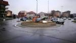 BORGARO - Teppisti in azione: vandalizzato il monumento al Grande Torino - LE FOTO - immagine 2
