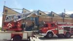 MAPPANO - Incendio nellarea industriale di via Cottolengo - immagine 2