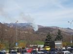 VAL DELLA TORRE-CASELETTE - Incendio boschivo: Aib e pompieri in azione per spegnerlo - immagine 2