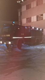 BORGARO - Incendio in una fabbrica abbandonata in via Armando Diaz - immagine 2