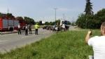 TORINO-VENARIA - Schianto moto contro camion: la vittima è un meccanico di Druento - immagine 5