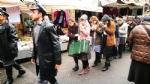 VENARIA - GIORNO DELLA MEMORIA: La deportazione degli ebrei per le vie della Città - immagine 2