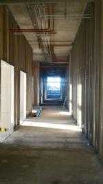 VENARIA REALE - Ispezione dellassessore regionale Saitta al cantiere del nuovo polo sanitario - immagine 3