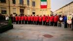 VENARIA - La cancellata del monumento ai Caduti di piazza Vittorio riconsegnata alla Città - LE FOTO - immagine 2