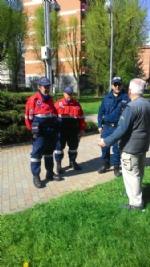 BORGARO - I volontari dellassociazione Carabinieri in congedo sono già in servizio - immagine 2