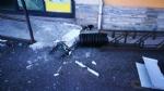 MAPPANO - Ladri fanno esplodere il bancomat dellufficio postale: poi scappano con il bottino - immagine 2