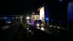 BALANGERO - Un furioso incendio devasta unabitazione - FOTO - immagine 10
