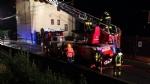 BALANGERO - Un furioso incendio devasta unabitazione - FOTO - immagine 2
